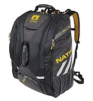 Nathan Mission Control Bag, Black/Yellow