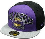 Sportarten > Freizeit > Freizeitbekleidung >  New Era Team Word Ark LA Lakers 59FIFTY