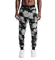 Nike Air Pivot V3 Print pantaloni da ginnastica, Dark Grey