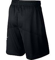 Nike Basketball Short Pantaloni corti basket, Black