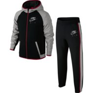 Sportarten > Fitness > Fitness Bekleidung >  Nike Brushed Fleece Flash Tracksuit YTH