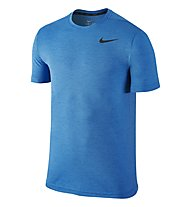 Nike DRI-FIT Training SS T-Shirt, Light Blue