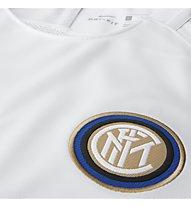 Nike Inter Mailand Dry Herren-Fußballtrikot, White