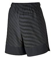 """Nike Flex 8"""" Short Print Pantaloni Corti Fitness, Black"""