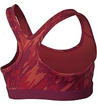 Nike Girls' Pro Bra Classic Sport-BH Mädchen, Red