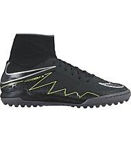 Nike Hypervenom X Proximo TF Jr - scarpe da calcio terreni duri bambino, Black