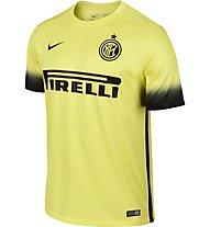 Nike Inter SS Decept Stadium JSY - Shirt, Yellow/Black