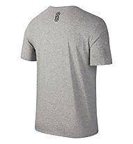 Nike Kyrie Art 1 T-Shirt basket, Grey