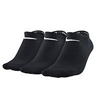 Nike Lightweight No Show Sneaker calzini 3 paia, Black