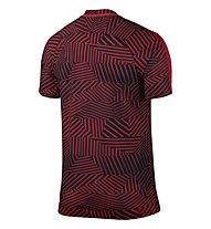 Nike Dry Squad Top Herren-Fußballtrikot, University Red