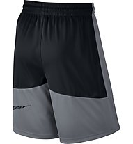 Nike Basketball Short Pantaloni corti basket, Black/Grey