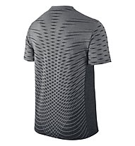 Nike Men Dry Training Top T-Shirt fitness, Grey