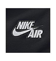 Nike Nike Air Pivot SS Hoodie, Black/White