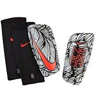 Nike Mercurial Lite Neymar - Schienbeinschoner, White/Black