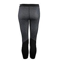 Nike Pro Cool Capri - pantaloni fitness donna, Black