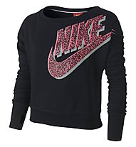 Nike Seasonal SB Crew YTH ragazza, Black