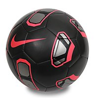 Nike Tracer Training pallone da calcio, Silver/Black/Red