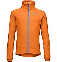 Norrona Falketind warm1- giacca pile bambino, Pure Orange
