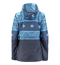 O'Neill Giacca snowboard Cluster Jacket, Blue AOP