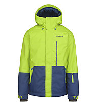 O'Neill District giacca snowboard, Macaw Green
