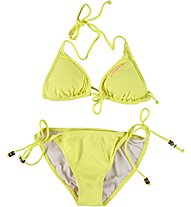 O'Neill Triangle Small Tie Bikini, Limelight Yellow