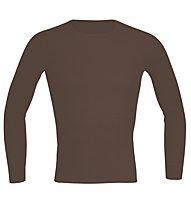 Odlo Shirt L/S Warm, Black