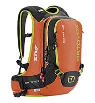 Ortovox Free Rider 26 ABS M.A.S.S., Crazy Orange