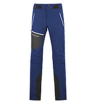 Ortovox Merino Shield Shell Piz Badile Pantalone da montagna, Strong Blue