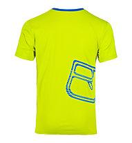 Ortovox Rock'n'Wool T-Shirt, Happy Green