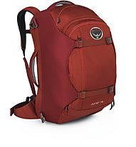 Osprey Porter 46 - Rucksack, Hoodoo Red