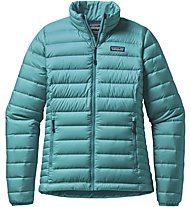 Patagonia Down Sweater - Giacca in piuma donna, Epic Blue