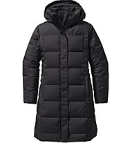 Patagonia W's Down With It Parka Giacca Donna, Black