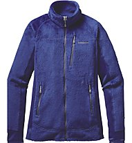 Patagonia W's R2 Jacket Giacca trekking Donna, Blue