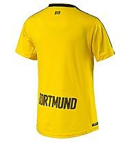 Puma BVB Home Shirt Kids - maglia calcio bambino Borussia Dortmund, Yellow/Black
