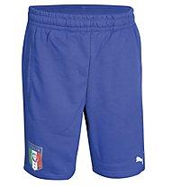 Puma Figc Italia Bermudas Short Jr, Power Blue