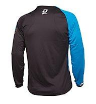 Qloom Avalon Enduro LS MTB-Shirt, Black