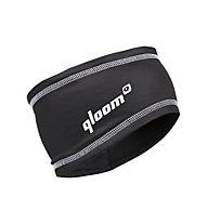 Qloom Headband MOUNT DIXON, Black