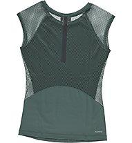 Reebok Cardio Tee T-shirt donna, Black