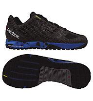 Reebok Crossfit Nano 5,0 Trainingsschuh Männer, Black/Blue
