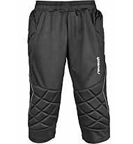 Reusch Pantaloni da portiere 360 Protection Short 3/4, Black