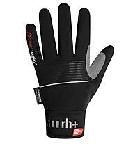 rh+ Nordic Outdry Glove Winter Fahrradhandschuhe, Black