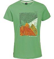 Salewa 80 Years T-shirt tempo libero, Assenzio