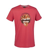 Salewa Authentic T-Shirt, Poppy Red