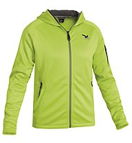 Salewa Bare Rock PL M Jacket Giacca in pile, Cactus