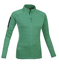 Salewa Bow Fleecejacke Damen, Green