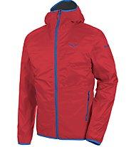Salewa Braies RTC giacca antipioggia, Red
