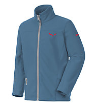 Salewa Giacca in pile Fanes PL Full-Zip, Midnight