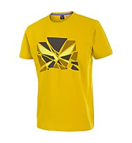 Salewa Frea Eagle Klettershirt, Nugget Gold