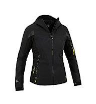 Salewa Geierwally Stormwalljacke Damen, Black