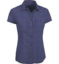 Salewa Kitaa 2.0 Dry'ton camicia a manica corta trekking donna, M Talut Loganberry